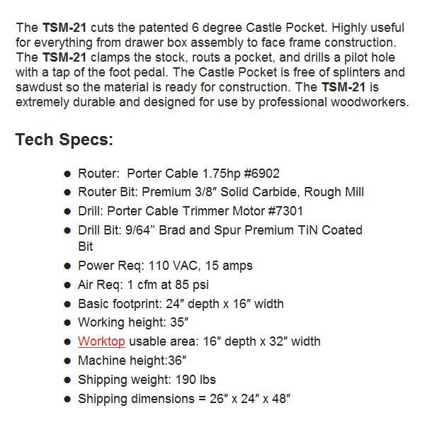 CF-320014 - CASTLE