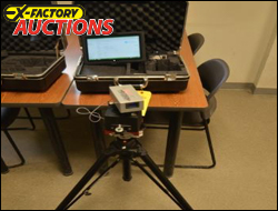 Ex factory auctions view track bid win laser products industries lt 55 xl laser templator includes microsoft surface tablet maxwellsz